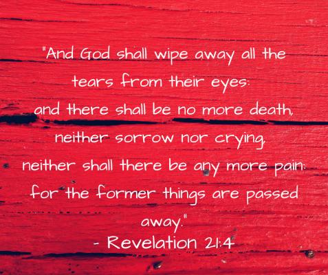 Revalations 21:4