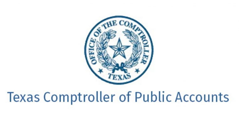 LOGO: Texas Comptroller's Office