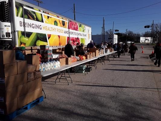 Marlin Food Truck moves locations