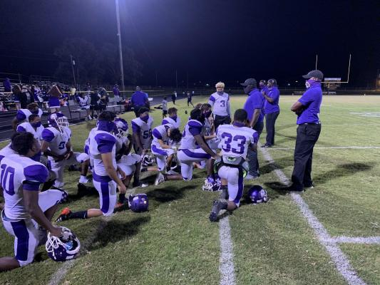 Photo by Sheila Henderson, Marlin ISD Athletic Director