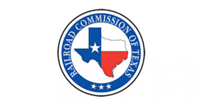 Logo: The Railroad Commission of Texas