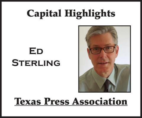 Capital Highlights - Ed Sterling, Texas Press Association