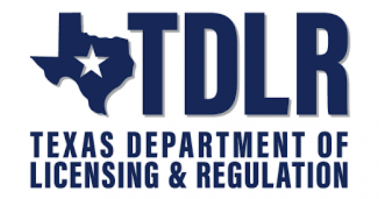 Logo: Texas Department of Licensing and Regulation