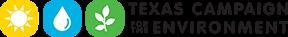Logo: Texas Campaign for the Environment