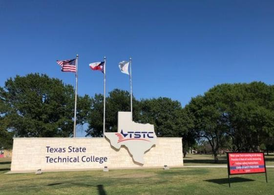 Texas State Technical College's Waco campus will begin the fall semester on Monday, Aug. 31. (Photo: TSTC).