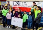 2019 photo - Food For Families donation