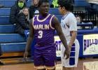 Ty Harris, Marlin Bulldogs, Basketball, Wortham, 1.15.21