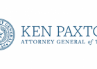 Logo: Ken Paxton, Texas Attorney General