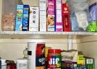 There are various ways insect pests can get into your pantry in search of food. (Texas A&M AgriLife Extension Service photo)